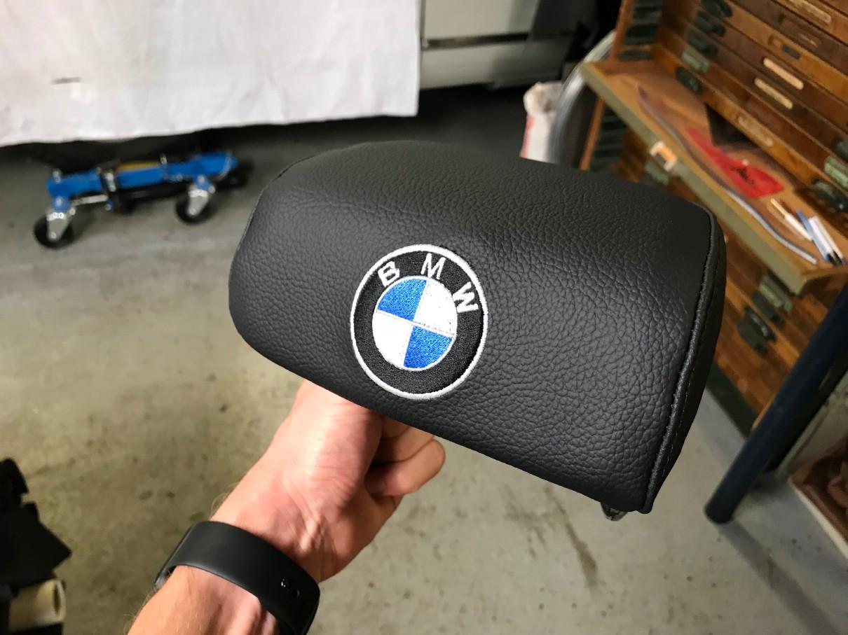 Borduren BMW