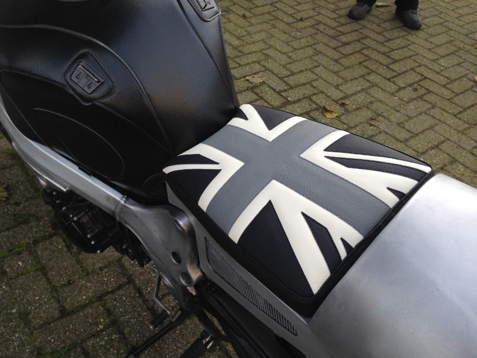 Motorzadel vlag