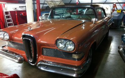 Edsel Pacer