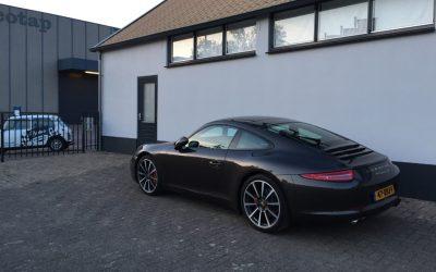 Instapschade Porsche 911